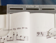 Music Book Page Holder / Clip