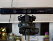 Kinect Tripod Mount