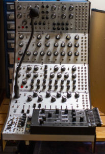 eurorack front view