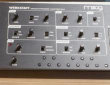 Eurorack Mount for Moog Werkstatt